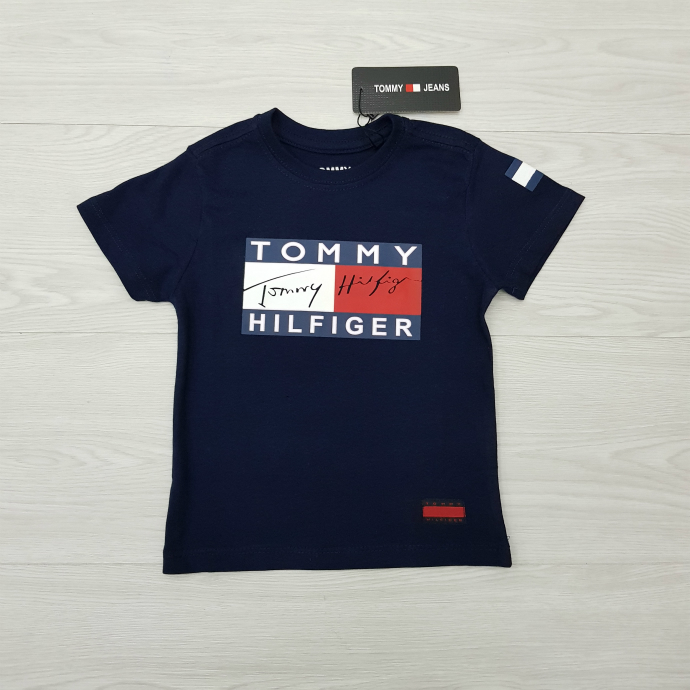 TOMMY HILFIGER  Boys T-Shirt (NAVY) (1 to 10 Years)
