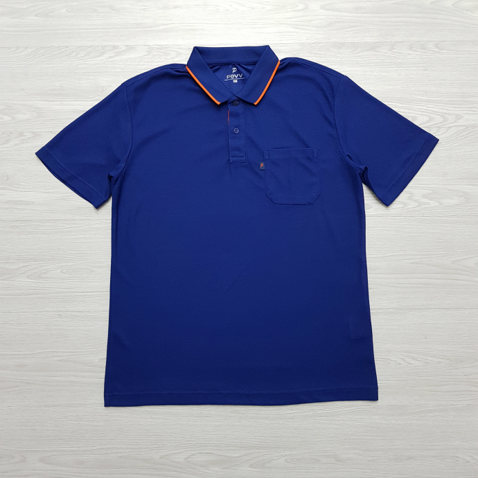 PPVV Mens T-Shirt (BLUE) (L - XXL - 3XL)