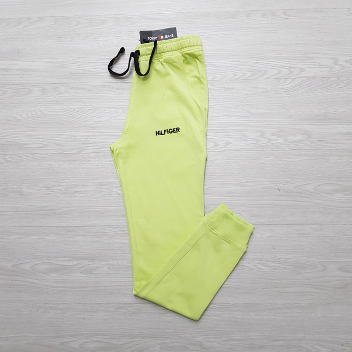 TOMMY HILFIGER Ladies Trousers(LIGHT GREEN)(XS - S - M- L - XL -)