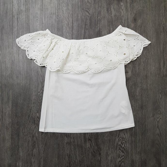 LC WAIKIKI Ladies Top (WHITE) (XS - S - M - L - XL - XXL)