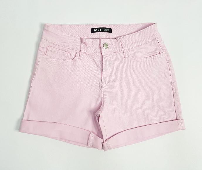 JOE FRESH Ladies Short (PINK) (25 to 32 WAIST)