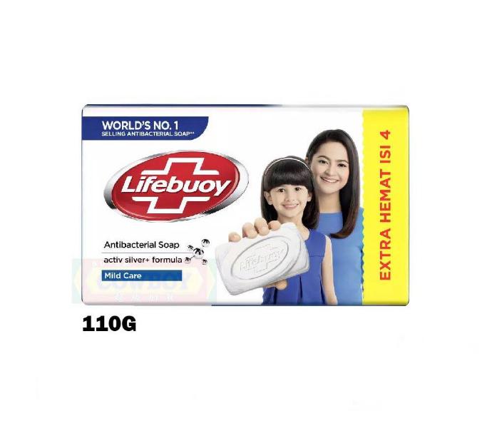 AXE AntiBacterial Mild Care Soap 110g (EXP: 04.2023) (MOS)