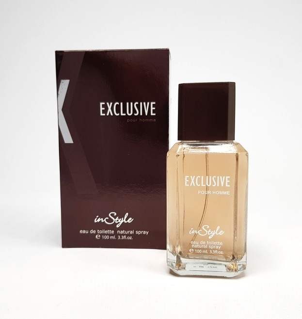 Instyle Exclusive For Men EDT 100ml