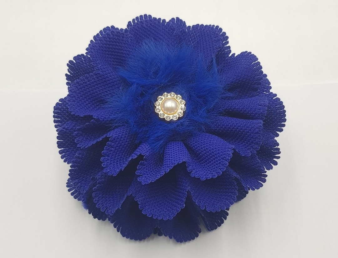 Headband With Flower Design