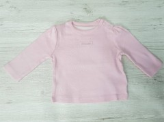 Mothercare Girls long sleeved Top (NewBorn to 12 Months )