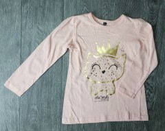 ANS Girls Long Sleeved Shirt (2 to 4 Years)