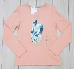 MAL Girls Long Sleeved Shirt (MAL) ( 12 to 16 Years )