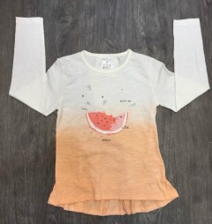 PM Girls Long Sleeved Shirt (PM) ( 6 to 9 Years )