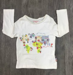 PM Girls Long Sleeved Shirt (PM) ( 3 to 10 Years )