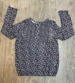 PM Girls Long Sleeved Shirt (PM) (3 to 9 Years)