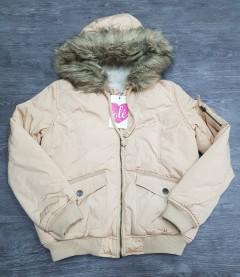 TIC Ladies Jacket (TIC) (PINK) (34 to 40)