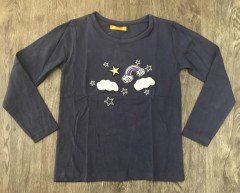 PM Girls Long Sleeved Shirt (PM) (1.5 to 8 Years)