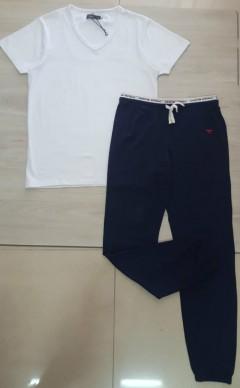 MAL Mens Pyjama Set (MAL) (S - M - XL)