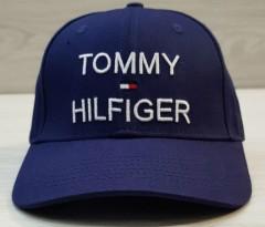 TOMMY - HILFIGER Ladies Cap (NAVY) (ARSH) (Free Size)