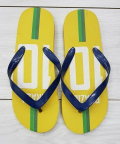 Mens Slippers (YELLOW) (40 to 45)