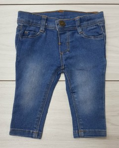 Girls Jeans (BLUE) (LP) (New Born to 7 Years)