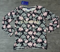 Girls Long Sleeved Shirt (MULTI COLOR) (LP) (10 to 14 Years)