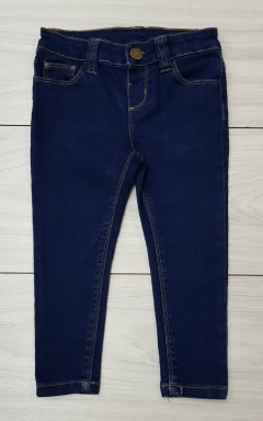 Girls Jeans (DARK BLUE) (LP) (FM) (2 to 14 Years)