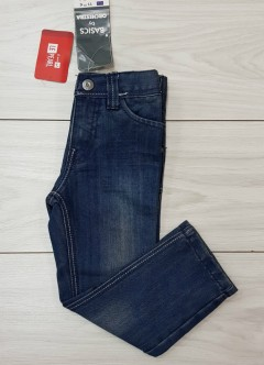 BASIC Boys Jeans (BLUE) (LP) (FM) (2 to 14 Years)
