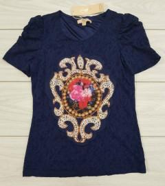 LA CHAPELLE Ladies Dress (NAVY) (LC) (S - M - L)
