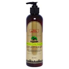 SKIN DOCTOR Skin Doctor Argan Oil Moisture Vitality Shampoo, 400 ml (Mos)
