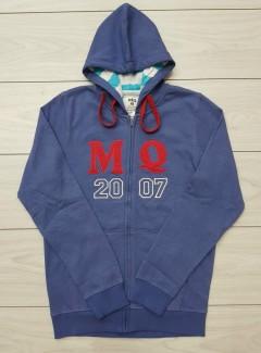 MQ  Mens Hoodi (BLUE) (S - M - L - XL)