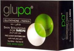 GLUTA-C Glupa Papaya & Glutathione Skin Whitening Soap  (135 g) (MOS)