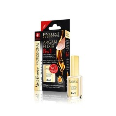 EVELINE Eveline Argan Elixir 8 In 1 Intensely Regenerating Oil (Mos)
