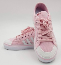 ADIDAS Ladies Sneaker Shoes (PINK) (MD) (36 to 39 EUR)