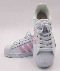ADIDAS Ladies Sneaker Shoes (WHITE) (MD) (36 to 40 EUR)