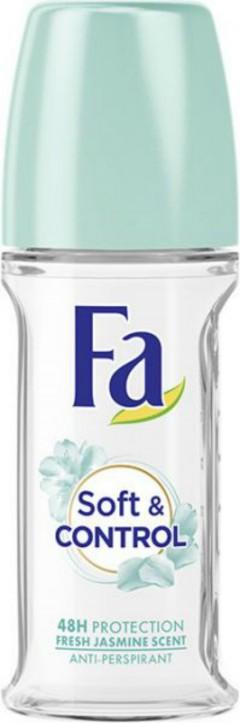 FA Fa Roll On Soft & Control , 50ml (mos)