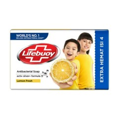 LIFEBUOY Lifebuoy Bar Soap Lemon Fresh (mos)