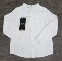 Boys Shirt (WHITE) (2 to 8 Years)