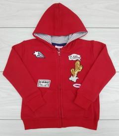 Girls Sweatshirt (RED) (2 to 8 Years)