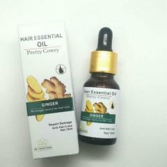 PRETTY COWRY Ginger Hair Essential Oil 18ML (MOS)