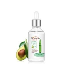 SUNSHINE Organic New Virgin Avocado Oil Hair Repairing Damaged Hair Growth Treatment Prevent Hair Loss Products 50ml (MOS)