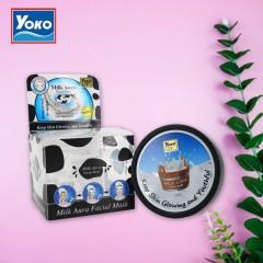 YOKO  Milk Aura Facial Mask 100ml (MOS)