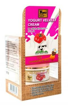 YOKO Yogurt Velvety Cream 50G (MOS)