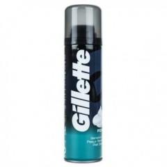 GILLETTE Sensitive Shaving Foam 200ml (MOS)