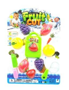 Fruit Cut Toys