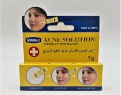 ARGUSSY  Acne Solution Emergency Spot Remover Cream 7Gr (Mos)