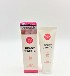 CATHY DOLL Milky White Cream Pack 100ML (MOS)