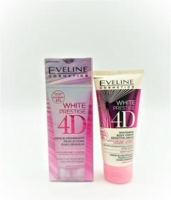 EVELINE COSMETICS Whitening Body Cream Sensitive Areas 100ML (MOS)