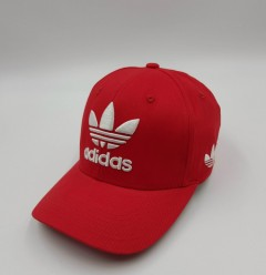 ADIDAS Mens Cap (RED) (Free Size)