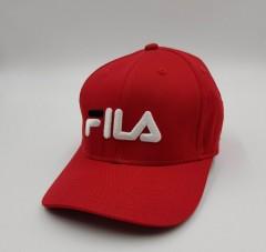 FILA Mens Cap (RED) (Free Size)