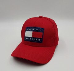 TOMMY HILFIGER Mens Cap (RED) (Free Size)