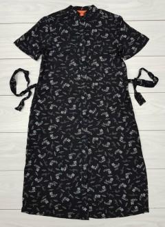 JOE FRESH Ladies Dress (BLACK) (XS - XS - S - M - L - XL - XXL)