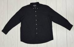 CLUB ROOM Mens Shirt (BLACK) (XXL)