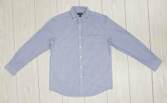 CLUB ROOM Mens Shirt (BLACK) (M - XL)