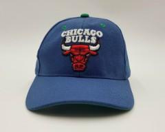 CHICAGO BULLS Mens Cap (BLUE) (Free Size)